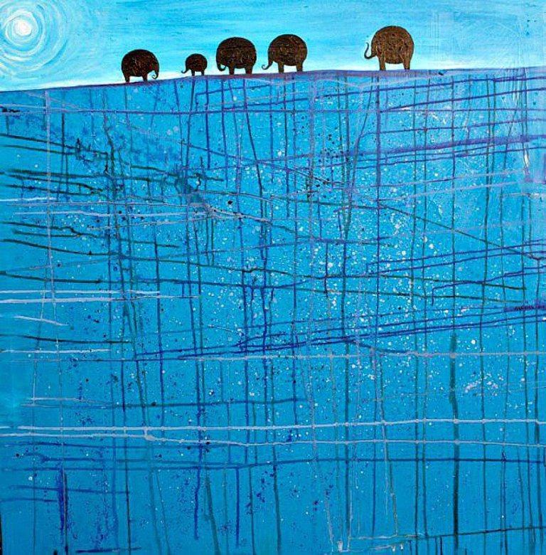 art-ele-blue-wasswa-donald-augustine-uganda
