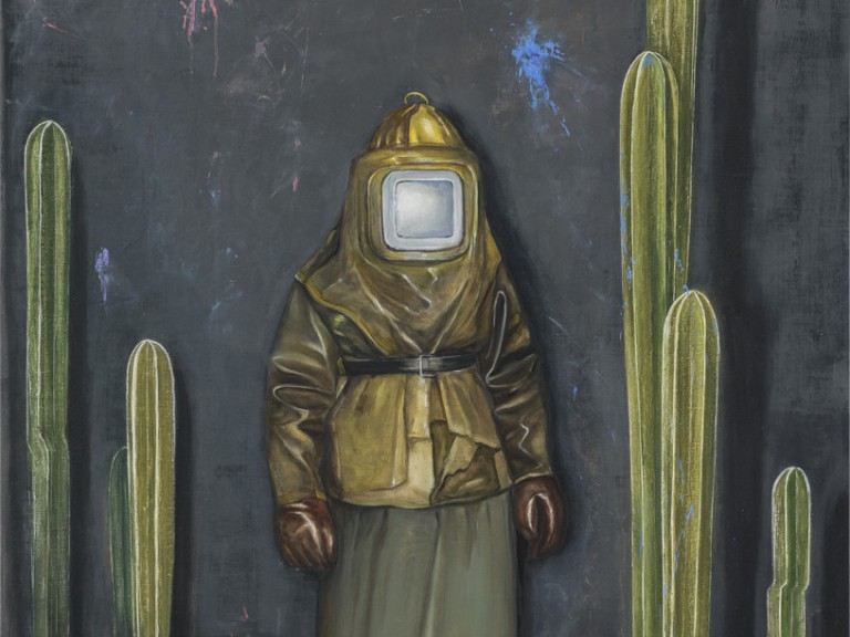 Song-Yige-Diamond-Miner-2014-oil-on-canvas-110-x-147-cm-courtesy-of-the-artist-and-Marlborough